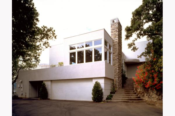 Polsky Perlstein Architects <em>Edit Before &amp; After Gallery</em> Ross Modern Remodel and Addition
