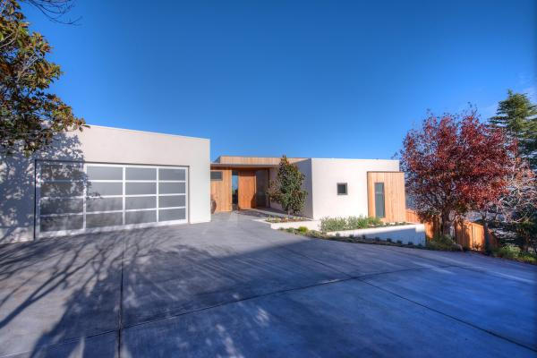 Polsky Perlstein Architects <em>Edit Before &amp; After Gallery</em> Mill Valley Remodel and Addition