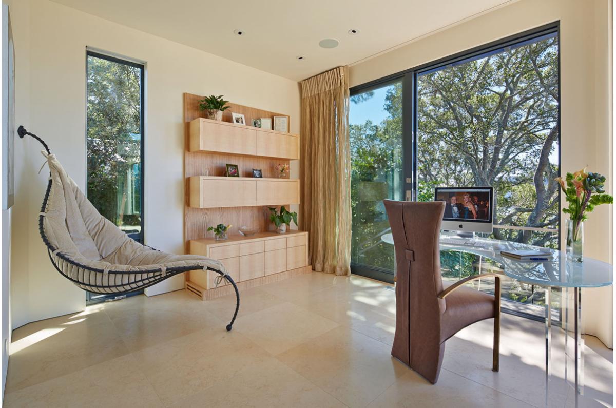 Polsky Perlstein Architects - <em>Edit New Homes Gallery</em> Belvedere Contemporary