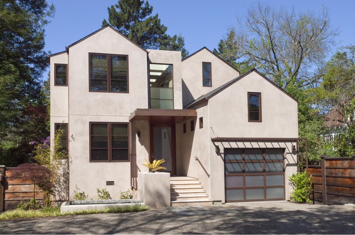 Polsky Perlstein Architects - <em>Edit New Homes Gallery</em> Ross Transitional Contemporary