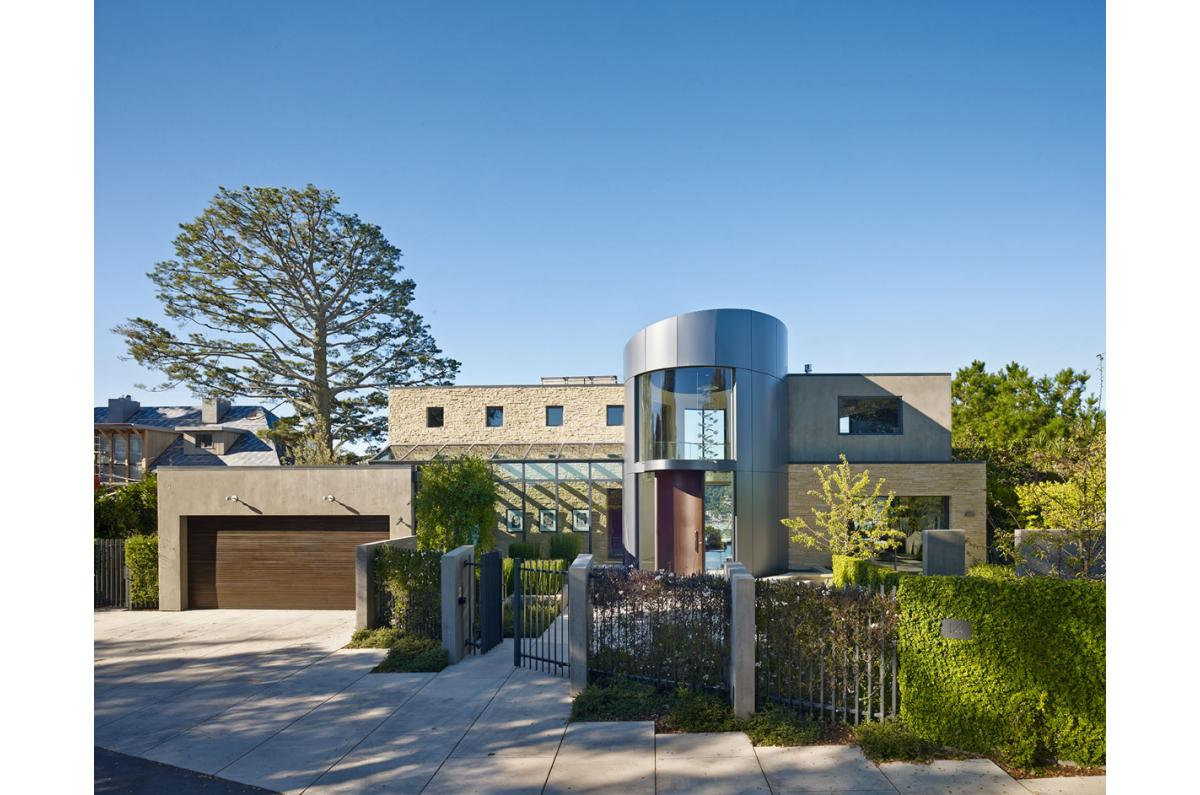 Polsky Perlstein Architects - <em>Edit New Homes Gallery</em> Belvedere Contemporary