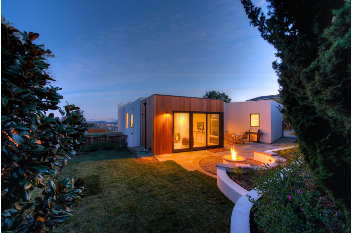 Polsky Perlstein Architects - <em>Edit Remodels &amp; Additions Gallery</em> Mill Valley Contemporary View Home Remodel and Addition