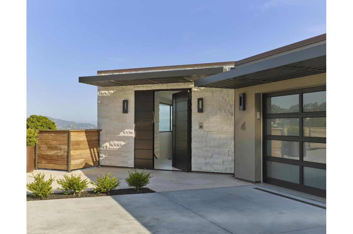 Polsky Perlstein Architects - <em>Edit New Homes Gallery</em> Tiburon Contemporary 2