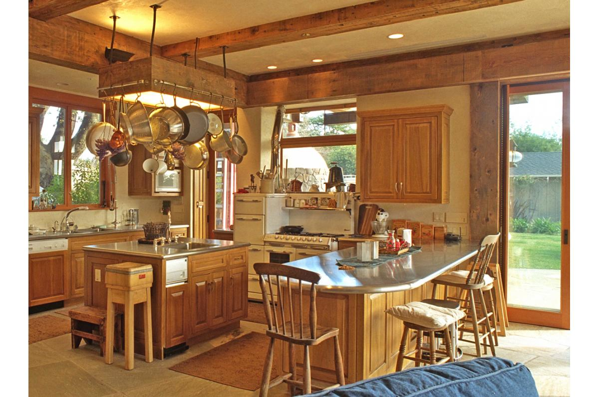 Polsky Perlstein Architects - <em>Edit Remodels &amp; Additions Gallery</em> Novato Rustic Wood Country Home Remodel and Addition