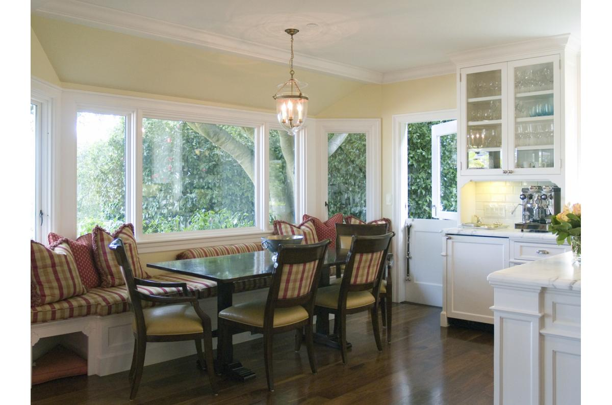 Polsky Perlstein Architects - <em>Edit Remodels & Additions Gallery</em> Belvedere Traditional Painted Shingle Remodel