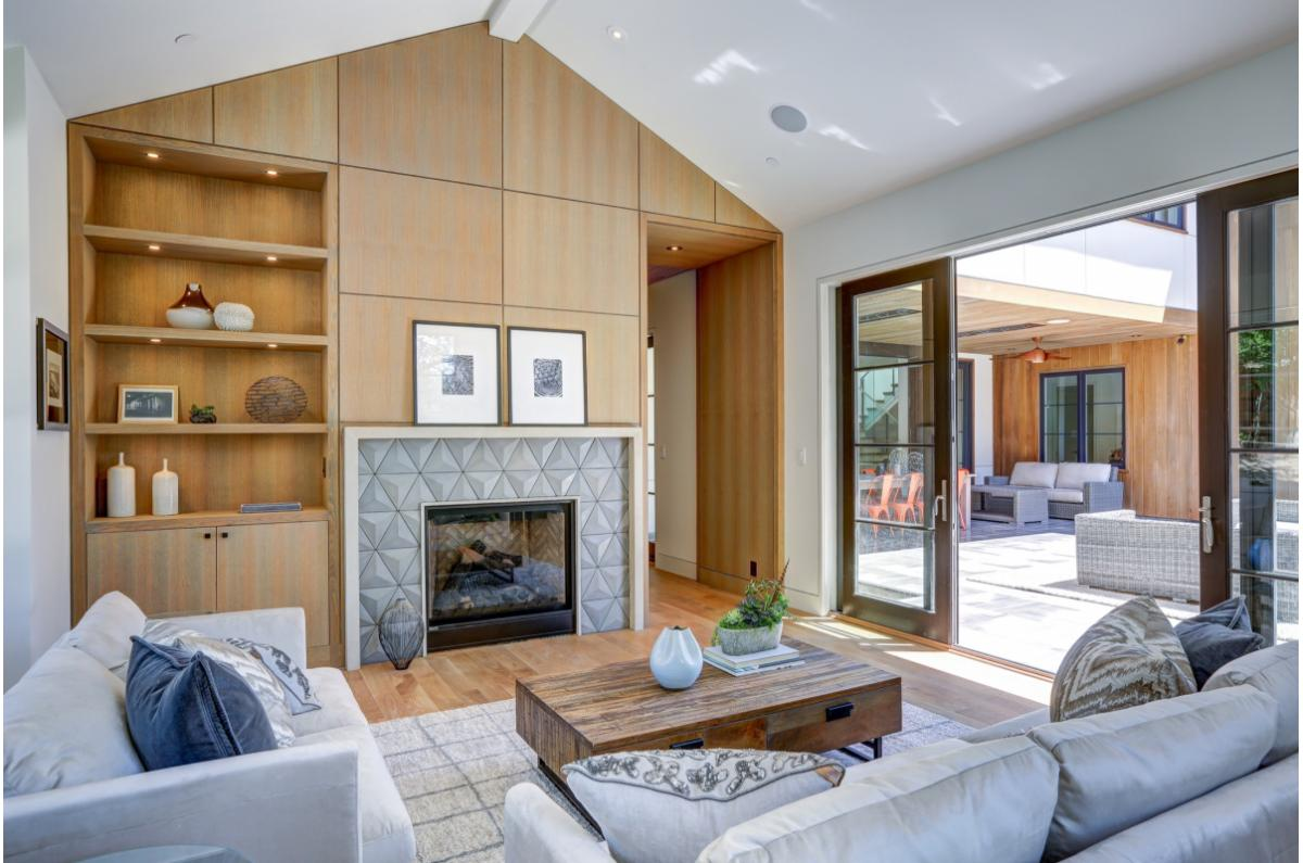 Polsky Perlstein Architects - <em>Edit New Homes Gallery</em> Larkspur Contemporary