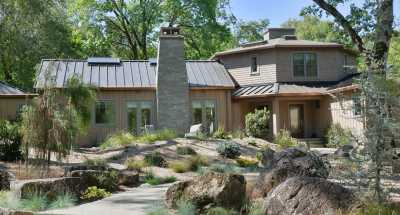 Polsky Perlstein Architects - <em>Edit Remodels & Additions Gallery</em> --Glenn Ellen Historic Wood Country Estate Remodel and Addition